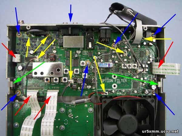 one board filter ic 718 w4rt icom rh ur5xmm ucoz net icom ic-718 manual em portugues icom ic-718 user manual